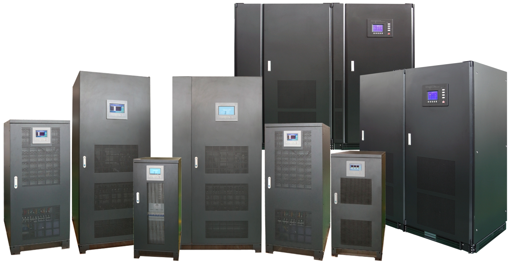 FC Series 120KVA LF Online Transformer Based 3/3 Phase UPS