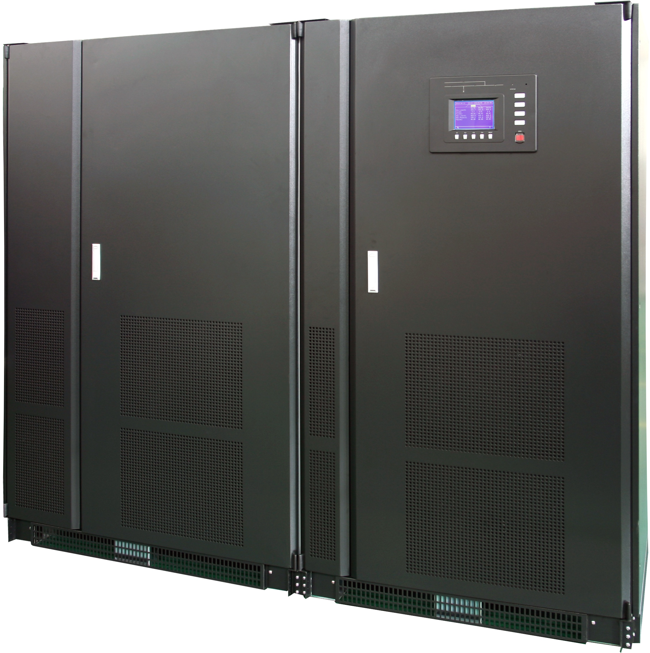 RP-N Series 3 Phase 500KVA Low Frequency Transformer-Based Online UPS